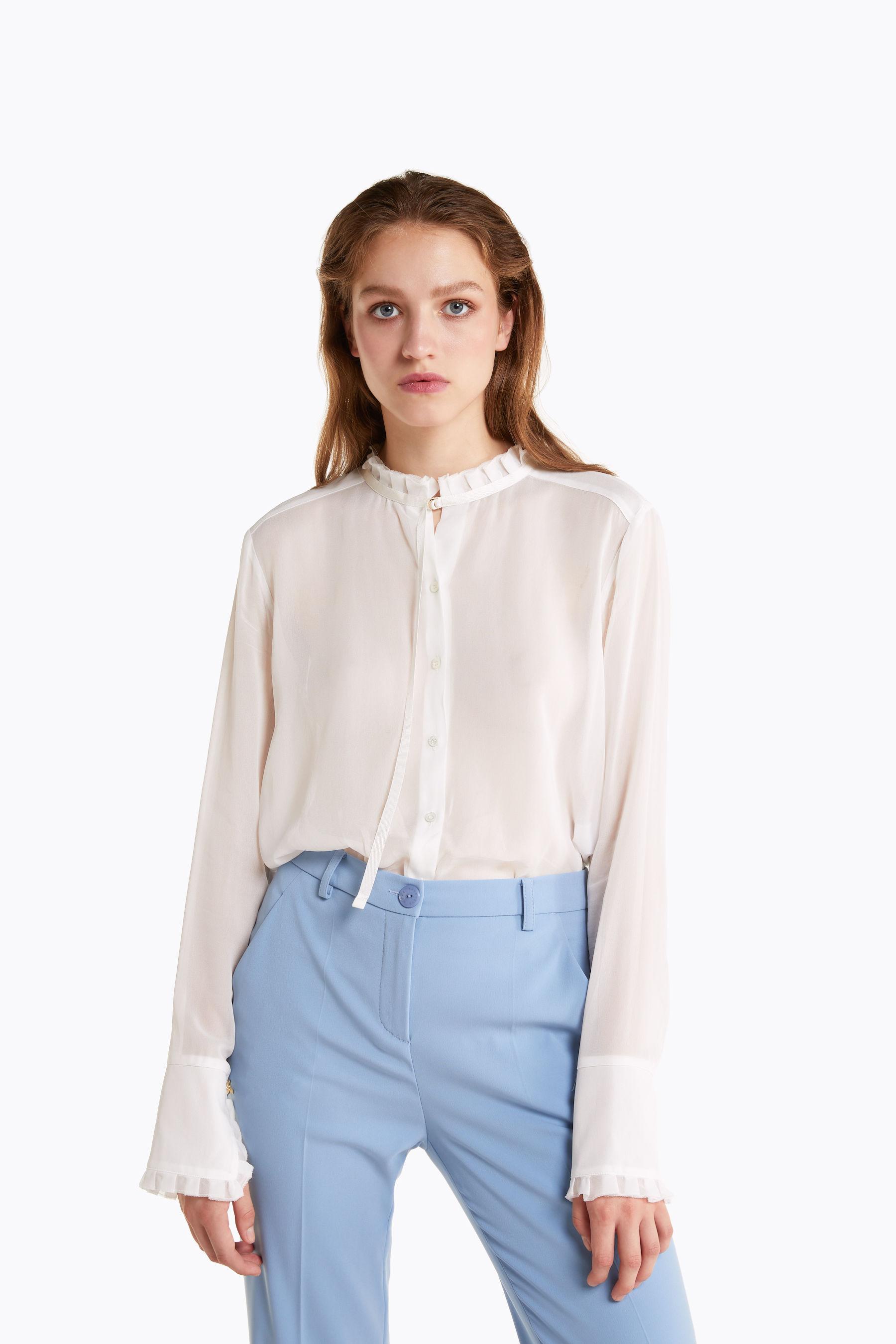 quality design feae8 ac1ea Camicie Patrizia Pepe | Sito Ufficiale