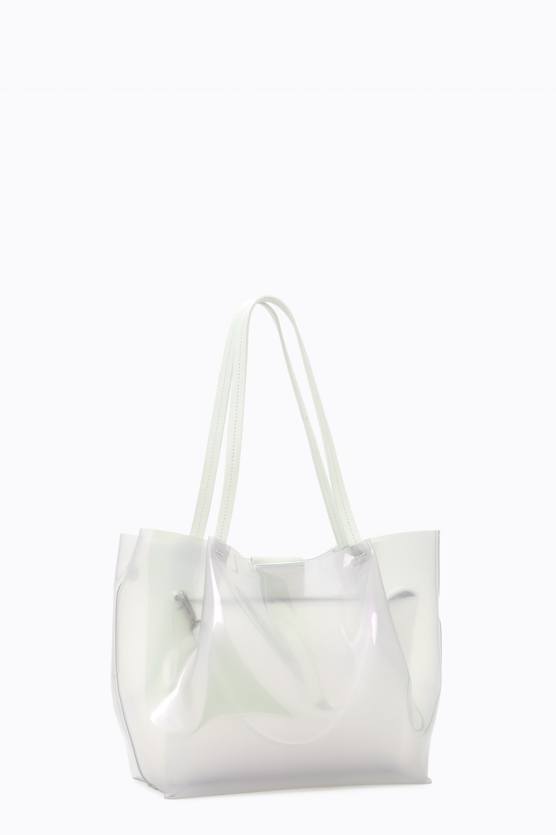 Borsa shopping media in PVC